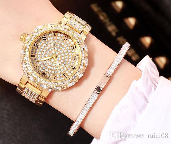 96d336bf046 Compre Mulheres Relógios Das Mulheres Top Famosa Marca De Luxo Ocasional  Relógio De Quartzo Feminino Lady Watch Mulheres Relógios De Pulso Bayan  Saat ...