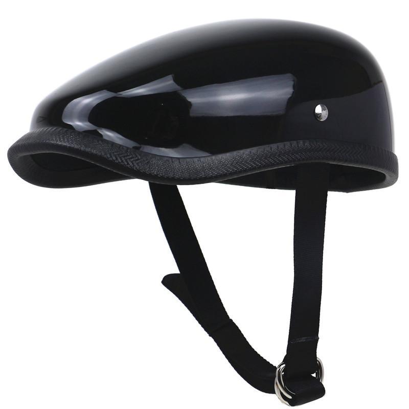 Lightweight Motorcycle Helmet >> Tt Co Style Berets Helmet Light Weight Motorcycle Helmet Fiber Glass Shell Ultra Light Weight Design Leisure Moto Casco