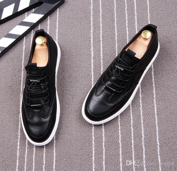 Liste Hommes De Marque Chaussures Acheter Nouvelle 2018 Robe Luxe Hwqnp76