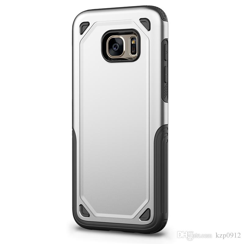 7e47226f4ad For Samsung Galaxy S7 Edge PC + Silicone TPU Military Army Anti Shock  Impact Rugged Armor Case For Samsung S 7 Edge Defend Cover