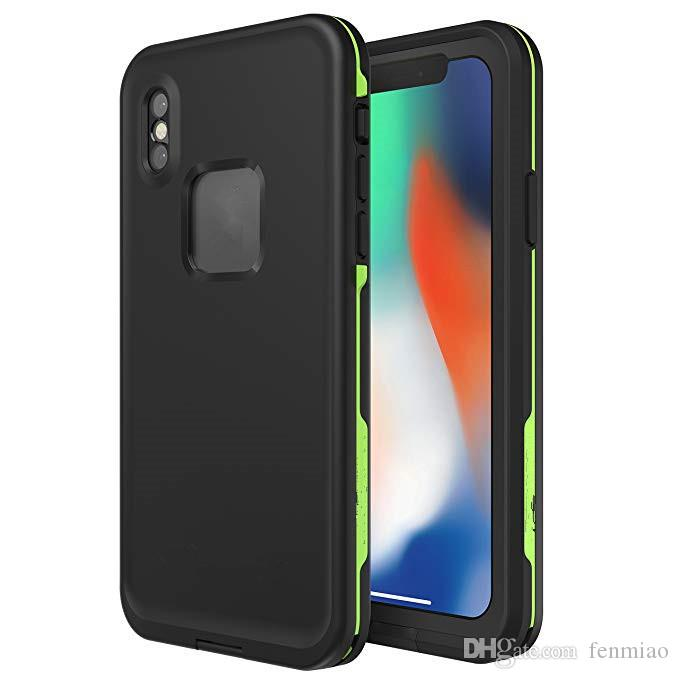 2018 Hot Sale Case Life Water Proof Case For IPhone X Iphone 8P 7P ... 97cb26ade