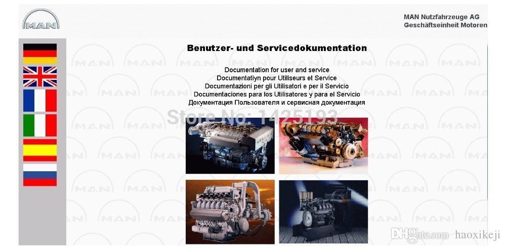 Man Engines Service Information 2007