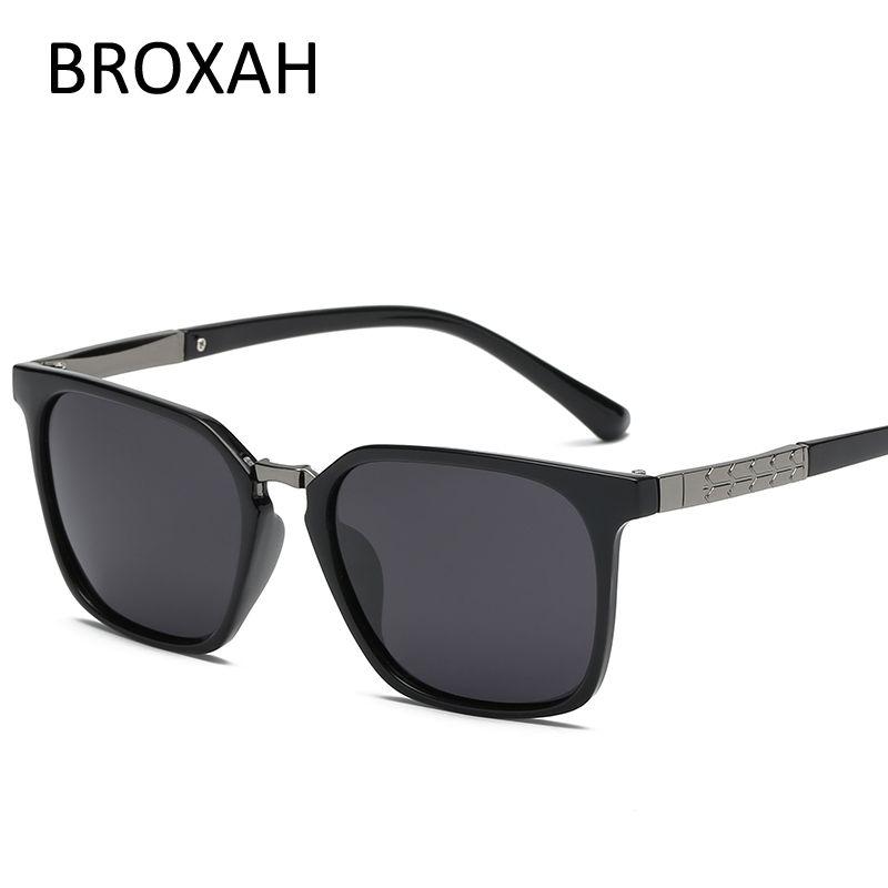 796275e1593dd Retro Polarized Sunglasses Men Driving Glasses Vintage Plastic Shades For  Men Eyeglasses UV400 Lunette De Soleil Homme 021 Eyeglasses Sunglasses Hut  From ...