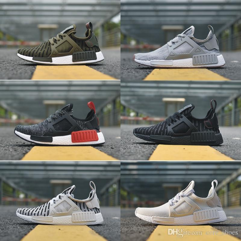3427cd4fde8ea Newest 2018 NMD XR1.5 Runner City Sock Mens   Womens Zebra Casual Running  Shoes NMD R1 Mastermind Japan Boost Sneakers Slip On Shoes Formal Shoes  From ...