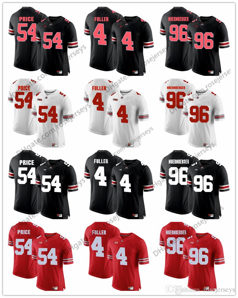 ohio state billy price jersey