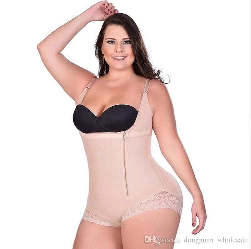 Women Shapewear Waist Slimming Shaper Corset Slimming Briefs Butt Lifter Modeling Strap Body Shaper Large Size 6XL