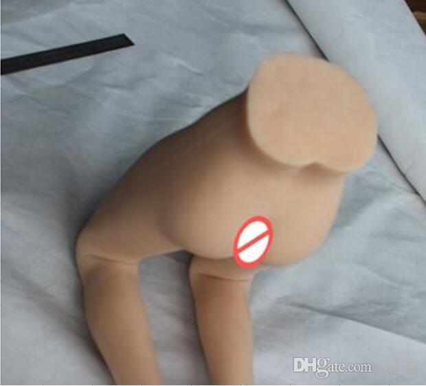 Poupée sexuelle 70cmmale silicone. Réaliste Squelette Jambe Modèle Pied Fétiche Vagin Anus Amour Modèle sex produits vente livraison gratuite