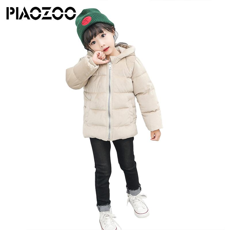 2aab4a2d0e45 Baby Children S Winter Jacket Velvet Parka For Girl Thick Warm ...