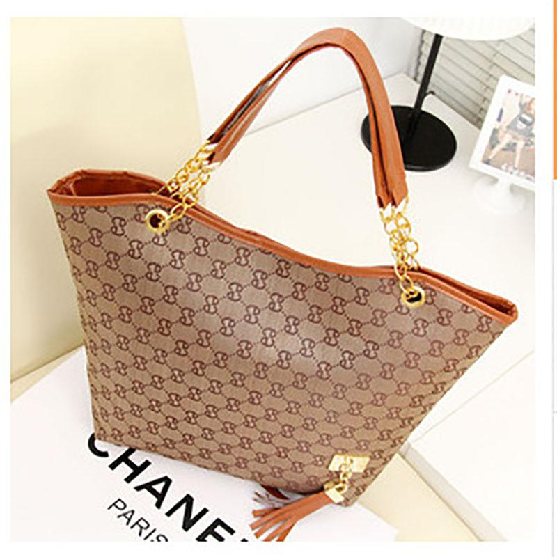 46e10203c4df Designer Women Bag Hot Sale New High Quality Canvas Chain Shoulder ...