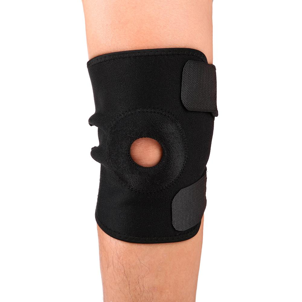 602546094f 2018 Sports Knee Brace Support For Volleyball Cycling Hiking Knee Pad  Springs Supporting Protector with Adjustable Strapping Online with  $19.68/Piece on ...