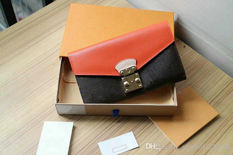 2018 новые женщины мода бумажник классический дизайн обложка стиль кредитной карты ID держатель супер качество натуральной кожи ультра тонкий пакет сумка для женщин