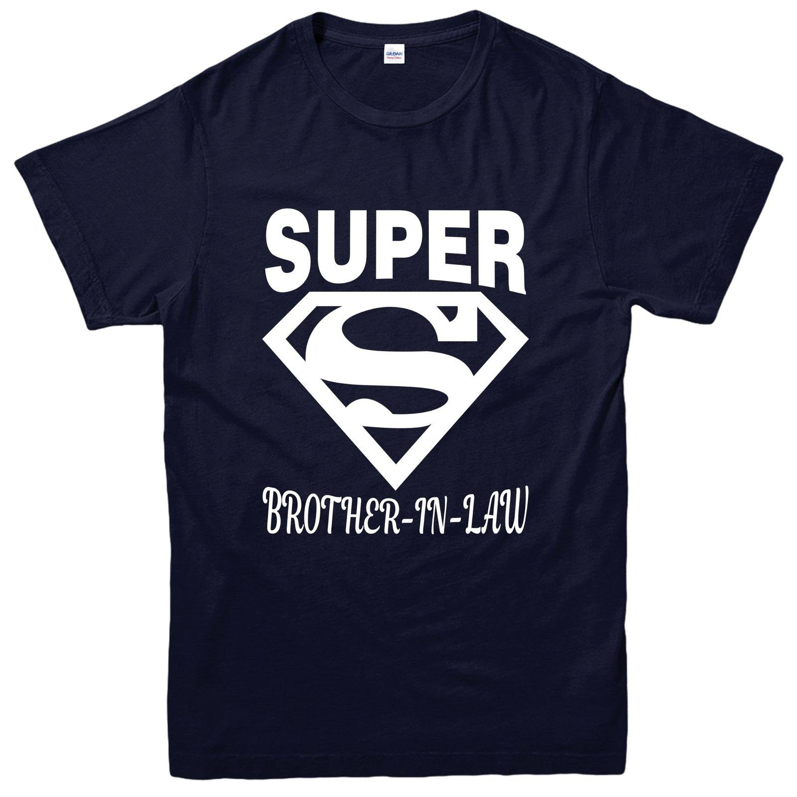 Super Brother In Law T Shirt Birthday Gift Diamond Love Inspired Design Tee TopFunny Unisex Casual All Shirts Ridiculous From Trendsspace