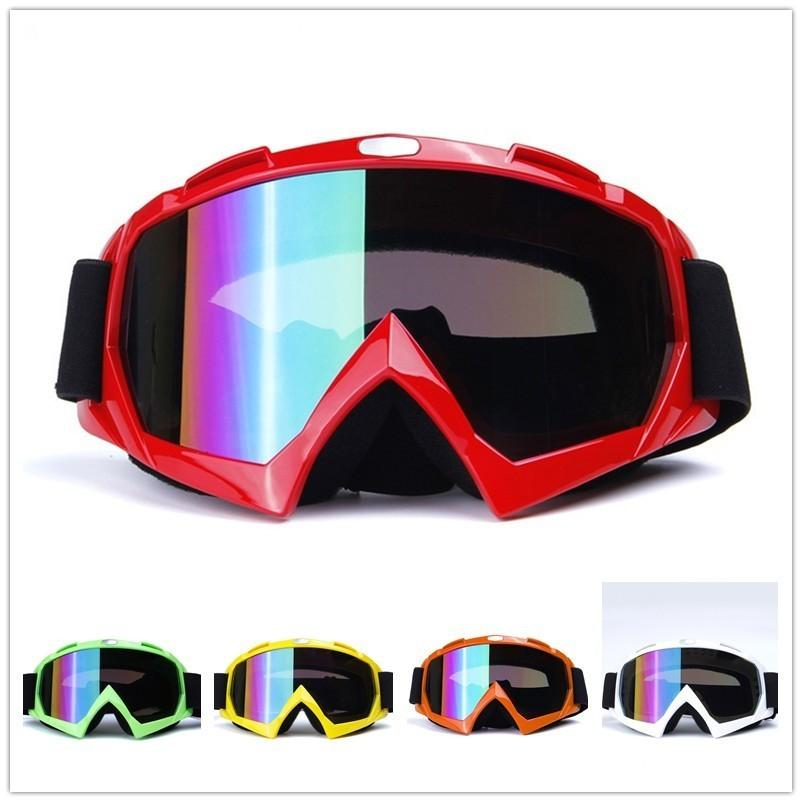 Compre Óculos De Esqui De Neve Do Inverno Das Mulheres Dos Homens De Esqui  E Snowboard Óculos De Ciclismo À Prova De Vento Equipamentos De Óculos  Óculos De ... aea5af98fc