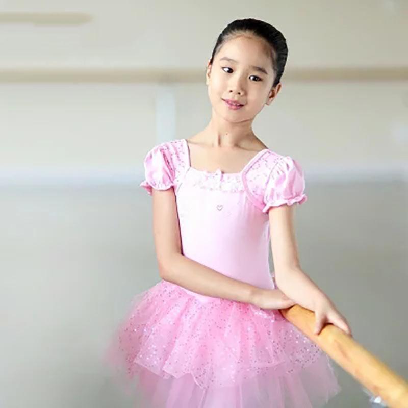 Acheter Ballet Professionnel Tutu Pour Enfant Gymnastique Justaucorps Danse  Costume Fille Ballet Tutu Robe Enfants Ballerine Vêtements 672AA012 De   42.99 Du ... 513bb47e261