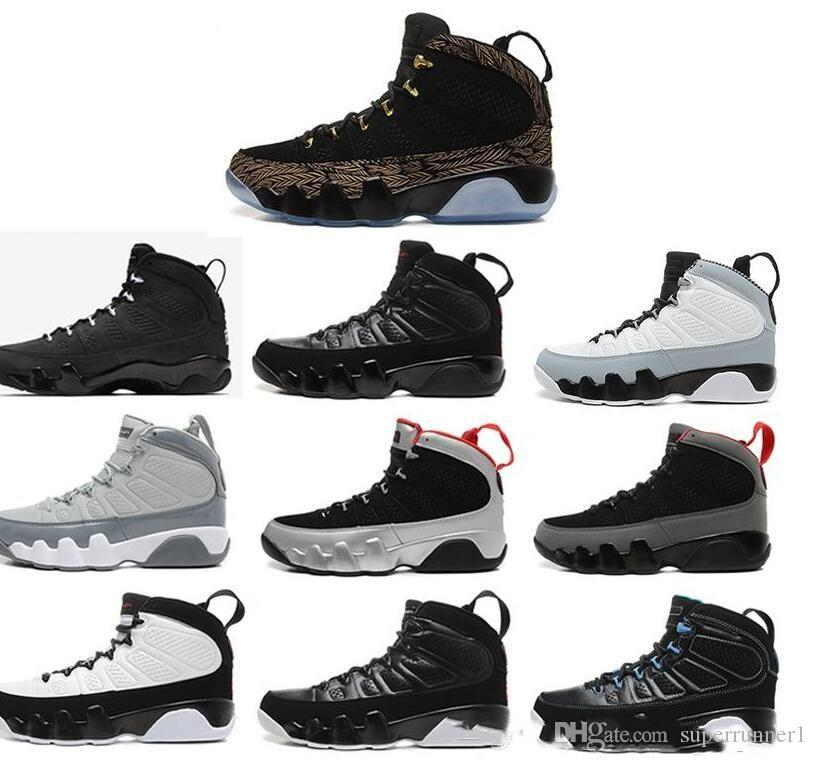 bf6570e90b9b30 New Air Retro 9 Basketball Shoes Sneakers 9 Og Space Jam Men Retros 9s  Copper Statue Anthracite Baron Charcoal Johnny Kilroy J9 Sneaker Low Top  Basketball ...