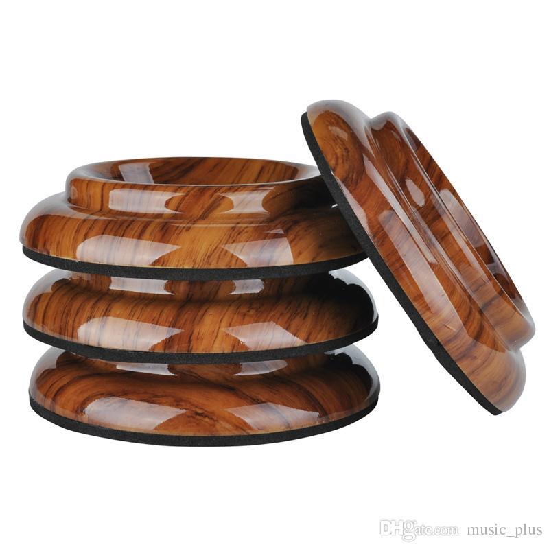 Plástico Rodízio de Piano Copos de Rodada de Móveis Copos Profissão Acessórios de Piano Para Piano Vertical Rosewood Cor