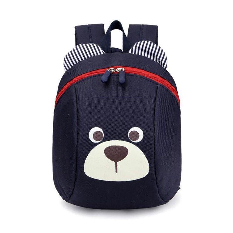 NEW Cute Little Bear Children S Backpack Lovely Cartoon Animal School Bags  For Boys Girls Kindergarten Bag Baby Bags Kids Backpacks Back Pack From  Allinbag 26958aa25cc57