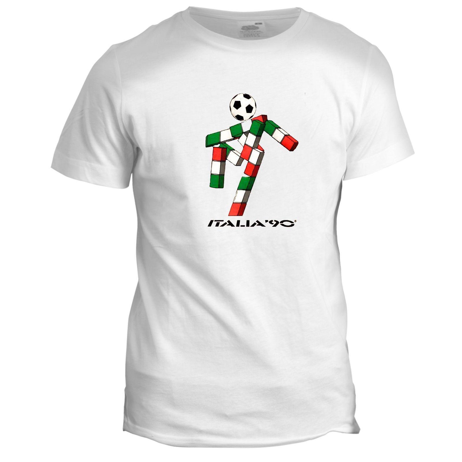 Italia 90 Football World Cup Mascot Italy Tumblr Soccer Mens Retro T Shirt  Political Tee Shirts Funny Political T Shirts From Flairmerchan a32682c99