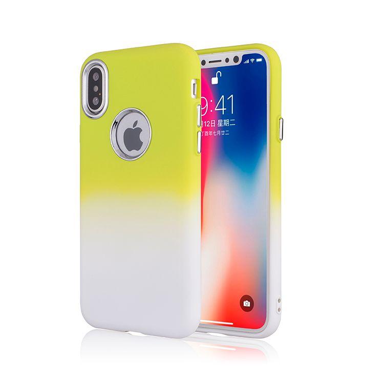 Defender Case For MOTO C CPLUS G4 G4Play LG K8 2017 K10 2017 V30 Double Color Painting Oil Chrome Key TPU case