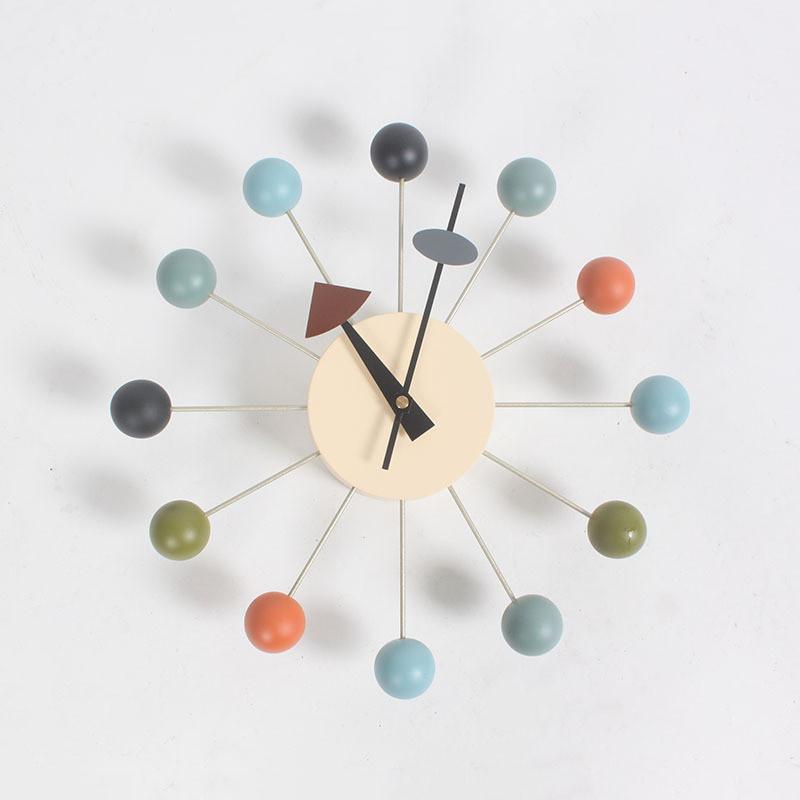 Acheter 12 Pouces Nordic Coloré De Luxe Maison Décoratif DIY Boules ...