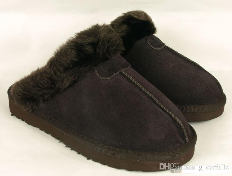 2018 new Classic slippers boots winter warm slipper for women Australia winter slippers us size 5-13.g