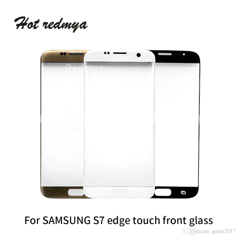 2018 Original Replacement Outer Glass For Samsung Galaxy S7 Edge G935 128 Gb G935f G935v Lcd Touch Screen Front Lens From Gzrm2017 3799