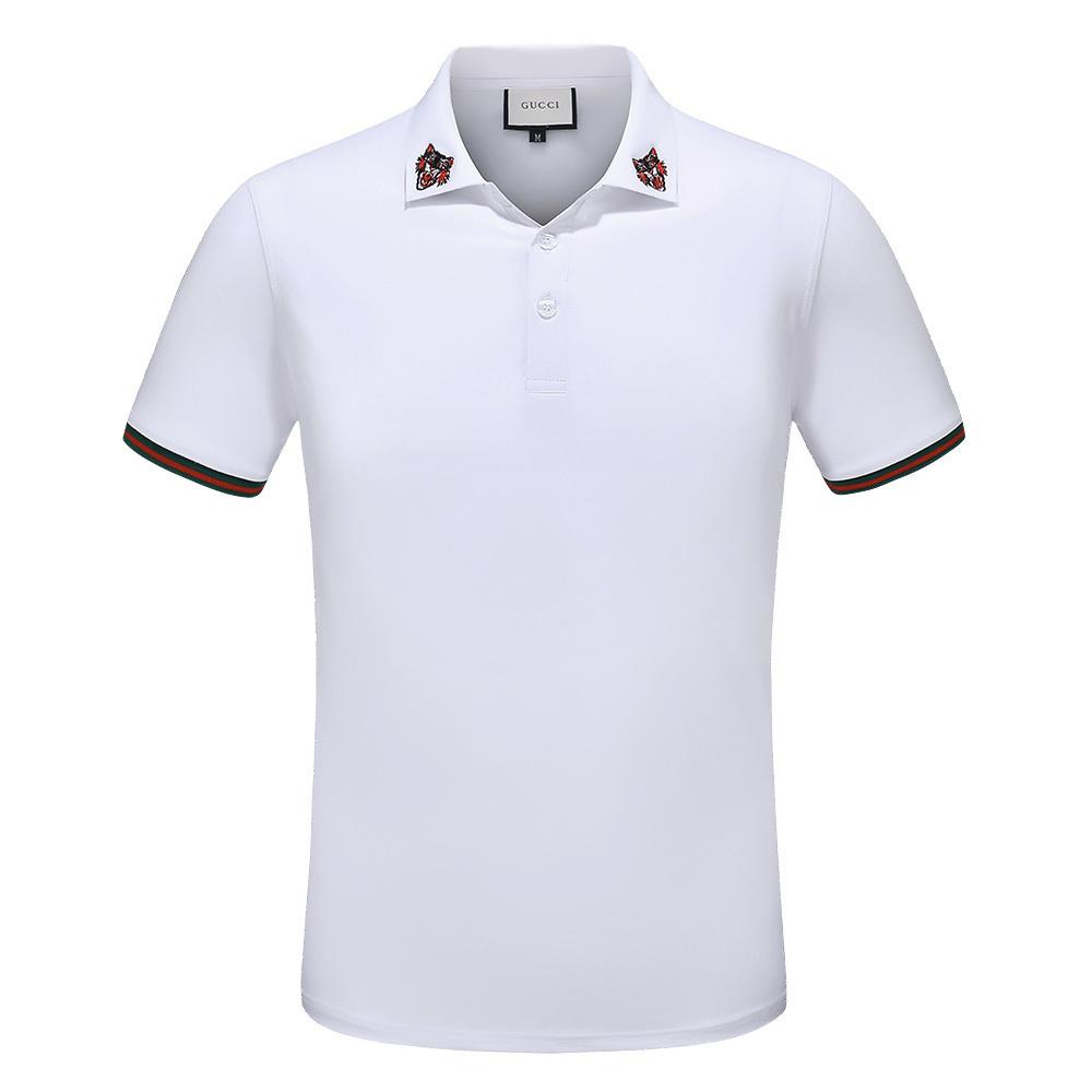 c93efe32f7e Polo Shirts for Men Outdoor CLASSIC STYLE MEN POLO Pattern the of ...
