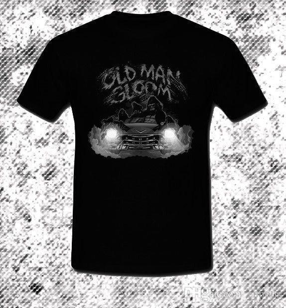 Old Man Gloom metal estremo Cave fanghi metallo In Mamiffer T-shirt XL 2XL ottima risoluzione Tees