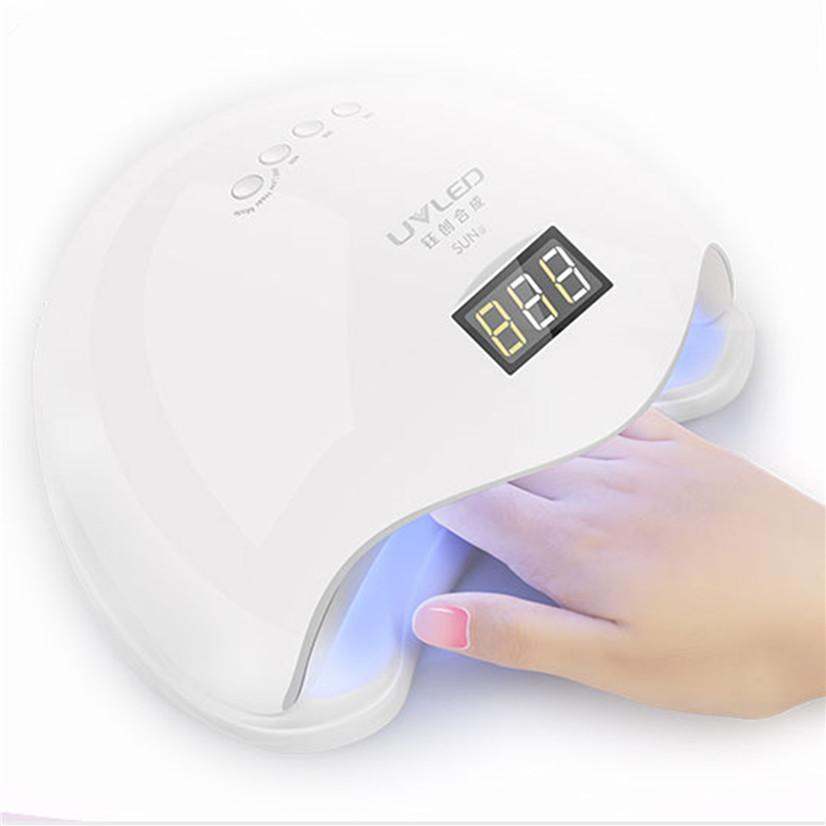 Led-lampe Nagel Eu Sunuv Elektrische Eis Lampe Für Trocknen Nagellack Lampe 48 Watt Schönheit & Gesundheit Nails Art & Werkzeuge