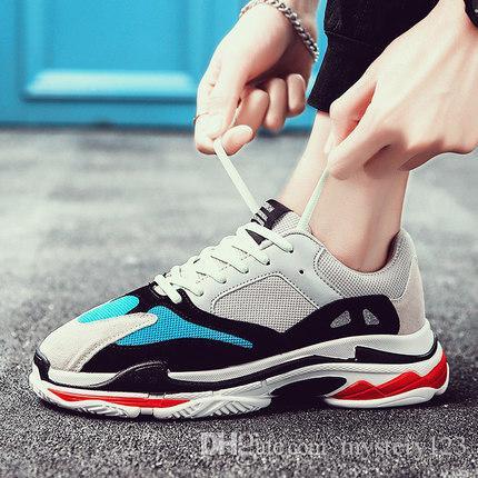 3db37faa686a8 Satın Al Süper Popüler Ayakkabı 2018 Yeni Stil Erkek Ayakkabı Yaz Moda  Ayakkabılar Moda Rahat Kanvas Kore Versiyonu Ile Nefes, $30.61 |  DHgate.Com'da
