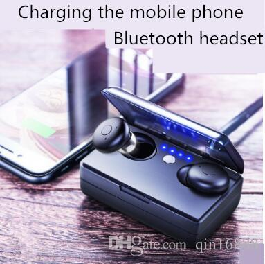f75cb41e99d Car Borne Double Ear Stealth Mini Stereo Heavy Bass Ear Plug Wireless  Bluetooth Headset Childrens Headphones Cordless Headphones From Qin16888,  ...
