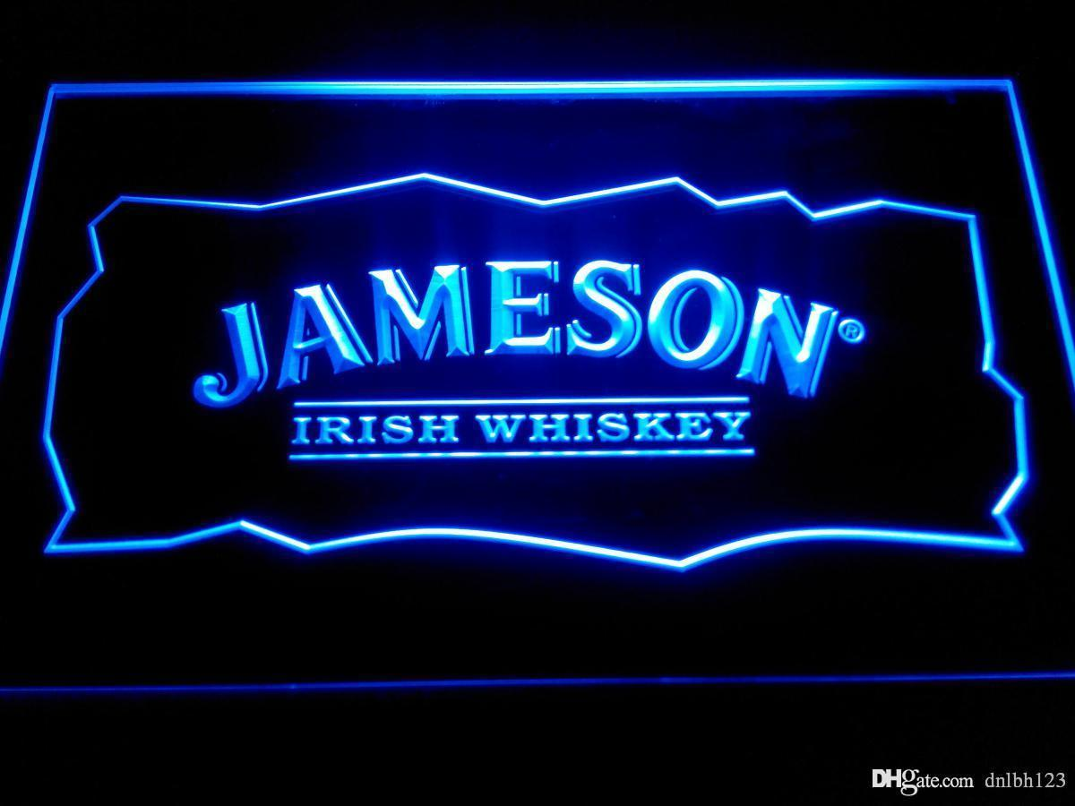 Jameson whiskey bar club pub neon light sign le159b neon lights jameson whiskey bar club pub neon light sign le159b neon lights signs bar signs open signs open business signs garage sig online with 2405piece on mozeypictures Image collections