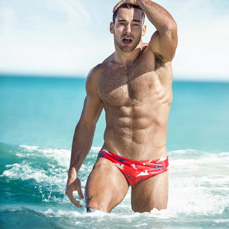 52fba7c9e6 2019 Hot Swimwear Men Swimming Briefs Sexy Trunks Swimsuit Beach Shorts  Bathing Suit Wear Briefs For Perfume Man From Clothingdh, $37.96 |  DHgate.Com