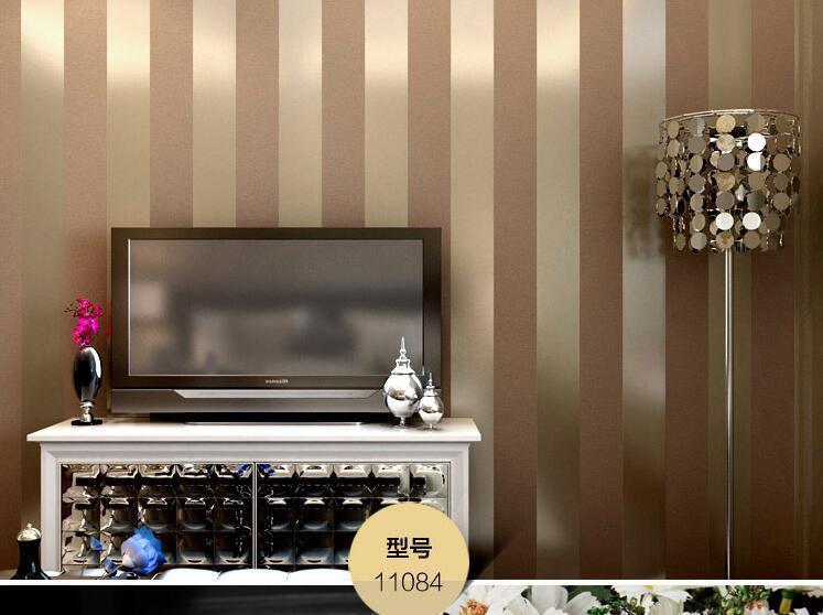 Grosshandel Kalameng Wall Paper Moderne 3d Gepragte Streifen Tapete