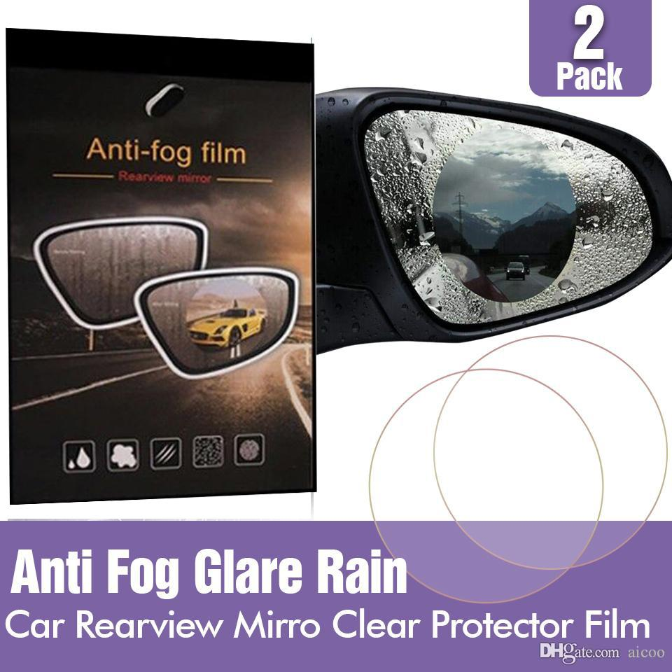 Waterproof Car Rearview Mirror Clear Protective Film Automobile Suv