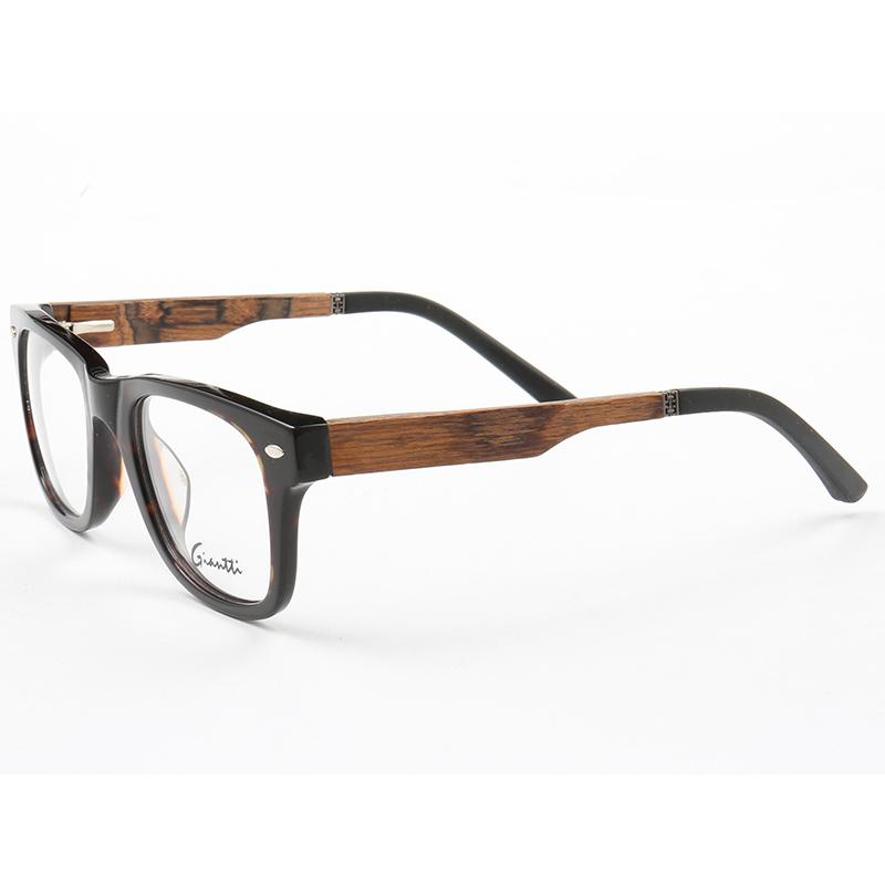 ae33c8d97c5 2019 Wooden Optical Spectacle Eyeglasses Frames Men Women Retro Wood Glasses  Reading Frame Prescription Shades Points Vintage Eyewear From Lbdwatches