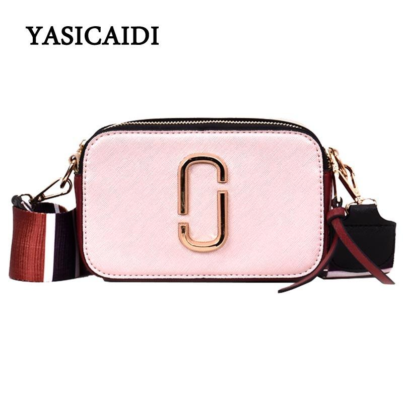 dad6b34b5afa Summer Small Bag Girl Woman Luxury Handbags Women Bags Designer 2018 New  Korean Style Camera Shoulder Bags Brand Messenger Bag Side Bags Handbag  Brands From ...