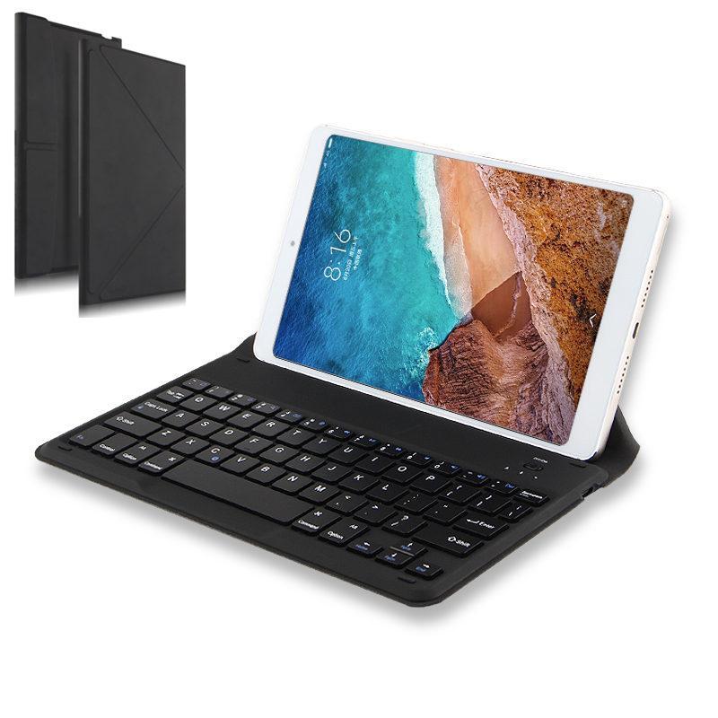 info for 5195f 39f02 Bluetooth Keyboard For Xiaomi Mi Pad 4 Plus Tablet PC Wireless Bluetooth  keyboard for MiPad 4 MiPad4 Mi Pad4 Plus 10.1 inch Case