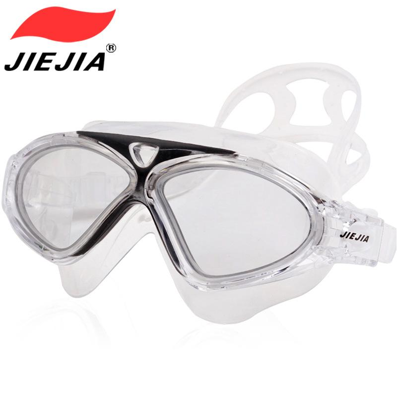 98aaefee57b 2019 Anti Fog Coated Water Diopter Swimming Eyewear Glasses Mask Adult  Prescription Optical Myopia Swimming Goggles From Dhtop1shop