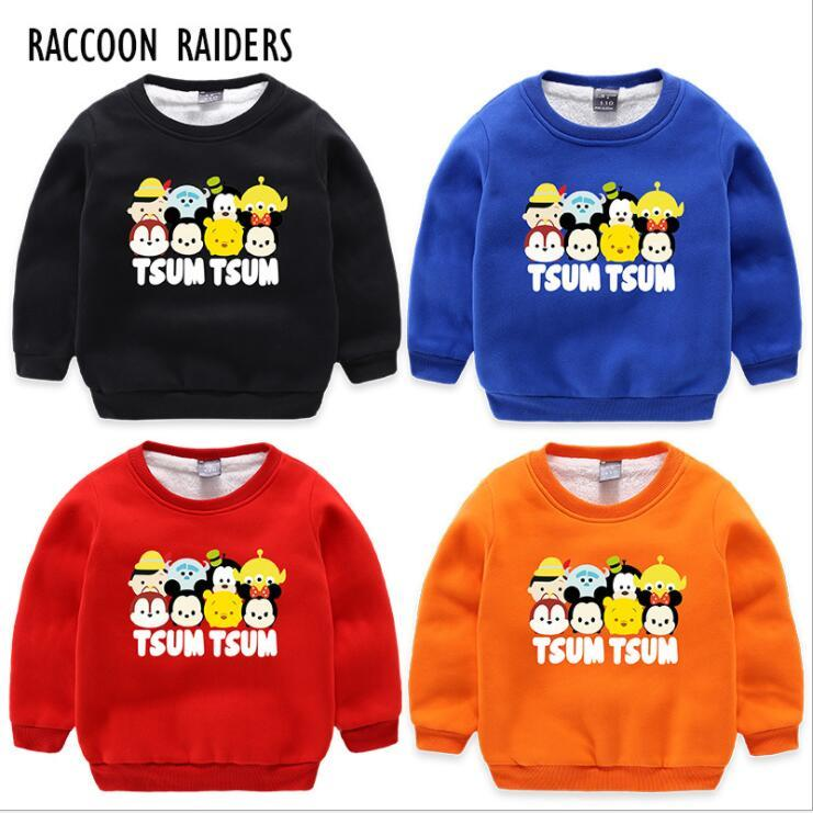 eb8ba6cad5e791 A2018 New Cartoon Design Children s Winter Wear Plus Velvet Sweater Baby  Boy s Warm Clothes Factory Price Direct Selling Baby Cartoon Plus Velvet  Sweater ...