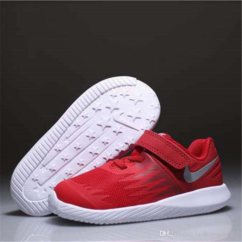 24d830c44fc 2018 Brand New Kids Shoes Fashion Mesh Breathable Children s Sports ...