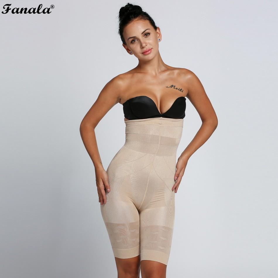1ba4cd5c3f7aa 2019 Women Body Shaper Sexy Slimming Shapewear Underwear Fat Burning Slim Shape  Pants Slim Shaper Plus Size From Begonier
