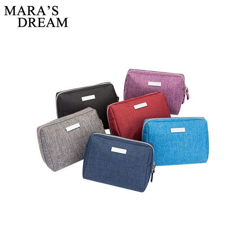 451d63fedbe7 Mara s Dream Polyester Women Cosmetic Toiletry Bag Clutch Handbags Makeup  Organizer Pouch Bag For Travel Trip Companion Zipper Makeup Box Cheap  Makeup From ...