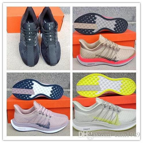 1161bcd3f360 2018 New Air Zoom Pegasus Turbo 35 Running Shoes Mens Women Sport ...