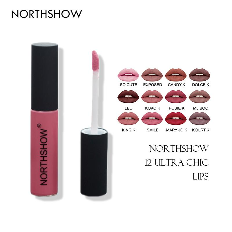 Beauty & Health Lips 2019 Hottest 12 Colors Long Lasting Lipstick Waterproof Liquid Lip Gloss Lipstick Woman Lip Pen Makeup Tool