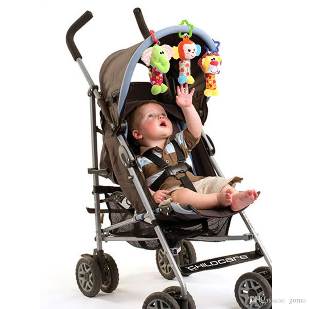 baby bed wind stroller hanging rattles safety
