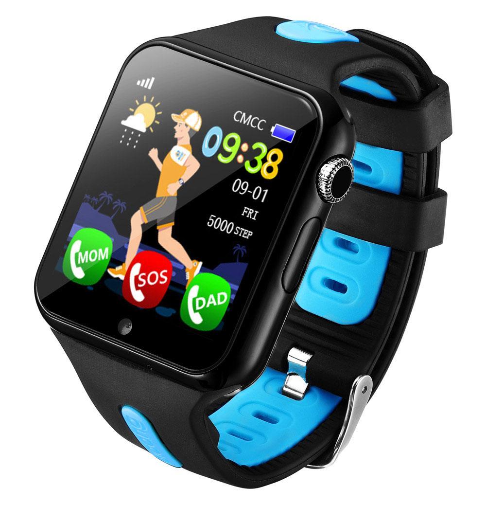 79fc7d42e V5K Kids Smart Watch Children GPS Sport Child Smartwatch Waterproof Support  SIM Card Camera Safety Phone Watches Baby Mota Smart Watch Smart Gear Watch  From ...