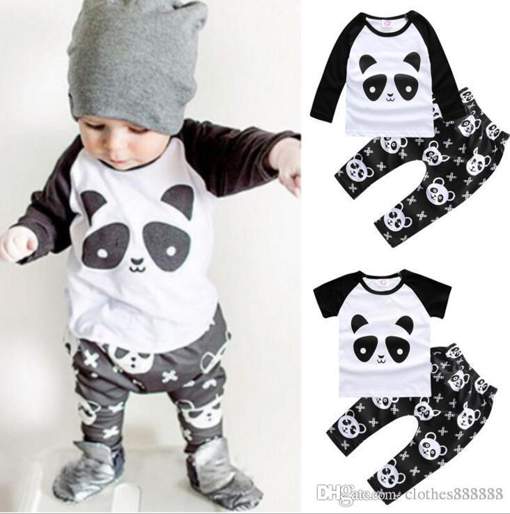 29148d491 2019 New INS Summer Style Infant Clothes Baby Clothing Sets Boy ...