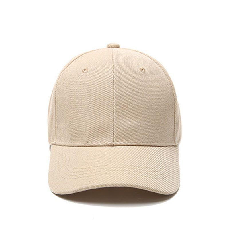 Khaki Canvas Baseball Cap Adjustable Summer Autumn Outdoor Hat Women Men  Sun Caps 2018 Unisex Baseball Caps Brand Hats Custom Hats Mens Hats From  Kuchairly b6bf75cc932