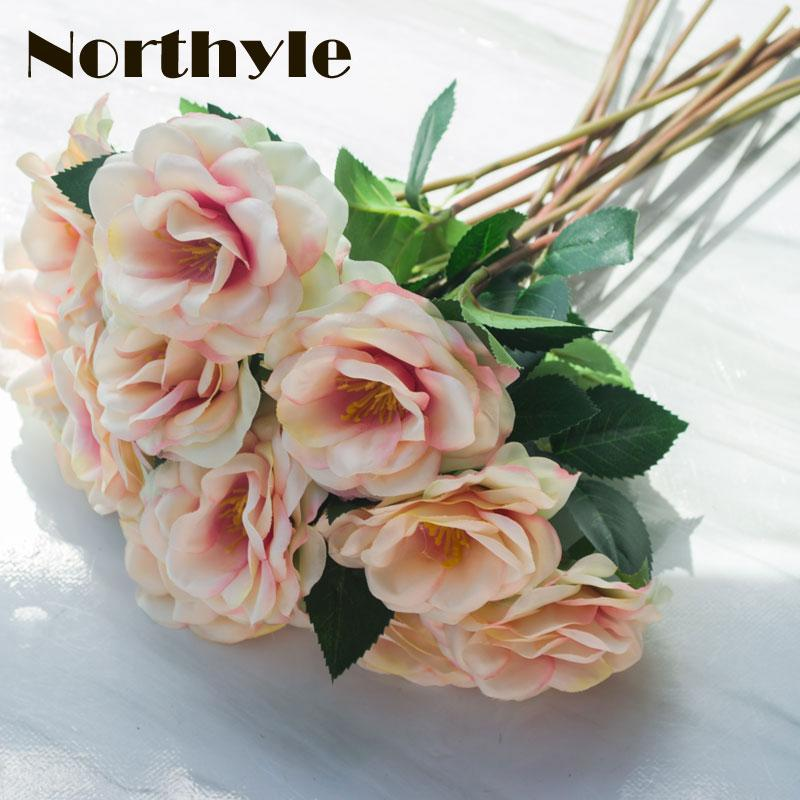 Silk rose flower real touch artificial flower wedding diy fake silk rose flower real touch artificial flower wedding diy fake flower wedding decoration silk flower artificial flower real touch flower online with mightylinksfo